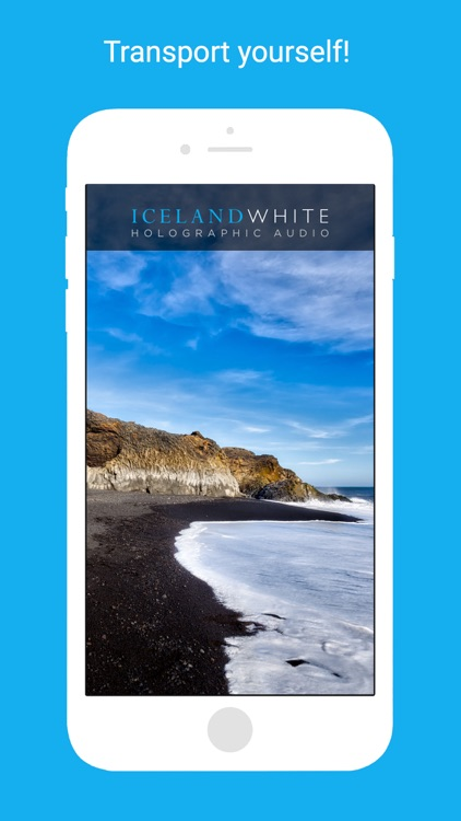Iceland White: Noise Masking screenshot-4