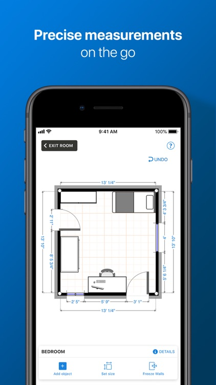 magicplan – 2D/3D floor plans