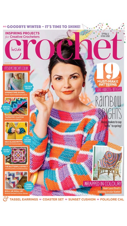 Inside Crochet Magazine screenshot-4