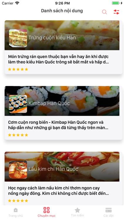 Ngon Ngon - Dậy nấu ăn 2019 screenshot-7