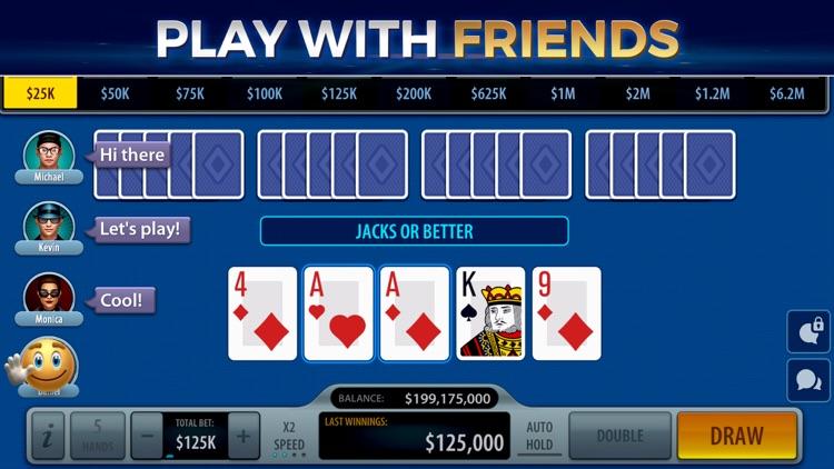 Video Poker by Pokerist screenshot-3