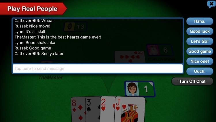 Hearts++ screenshot-4
