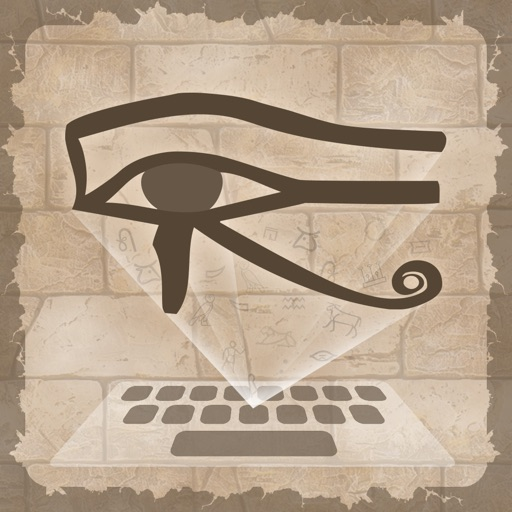 Hieroglyphic Keyboard
