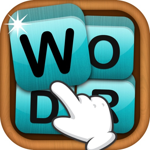 Word Search Crush Puzzle Games