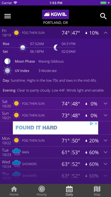 Portland Weather from KGW 8 screenshot-4