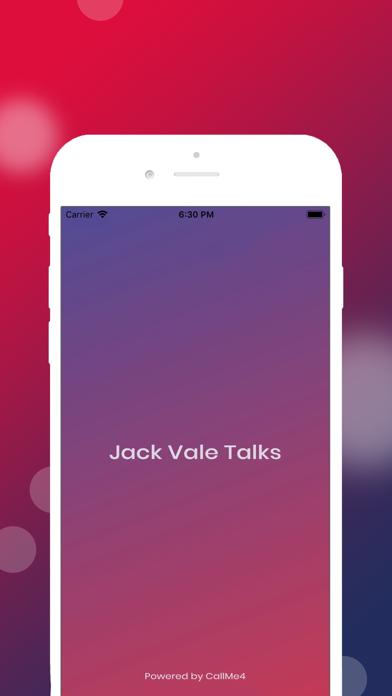 Jack Vale Talks