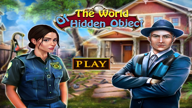 Hidden Object : New York World