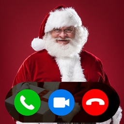Video Call Of Santa Claus