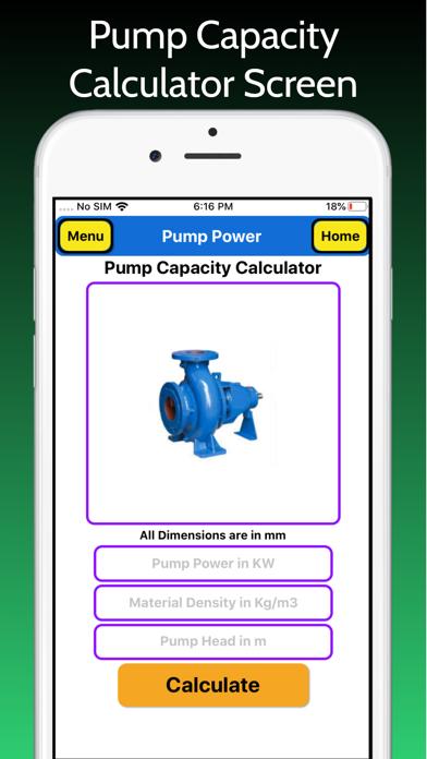 Pump Power Pro screenshot 3