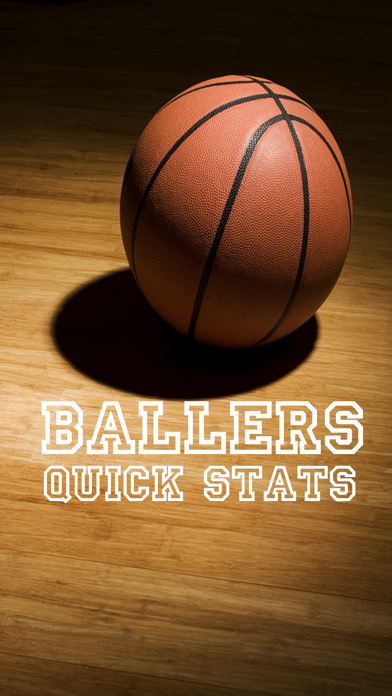 Ballers Basketball Quick Stats Screenshots