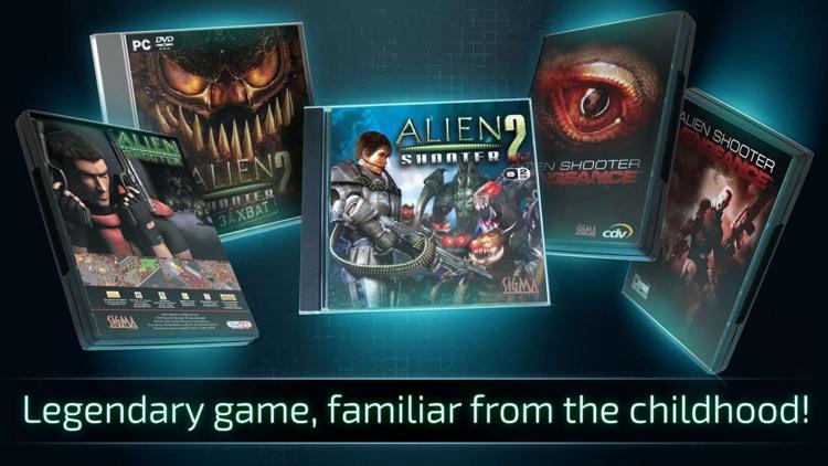 Alien Shooter 2 - The Legend screenshot-5