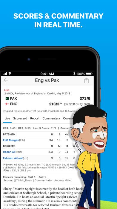 Cricinfo - Live Cricket Scores-2