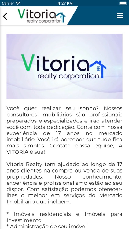 Vitoria Realty screenshot-7