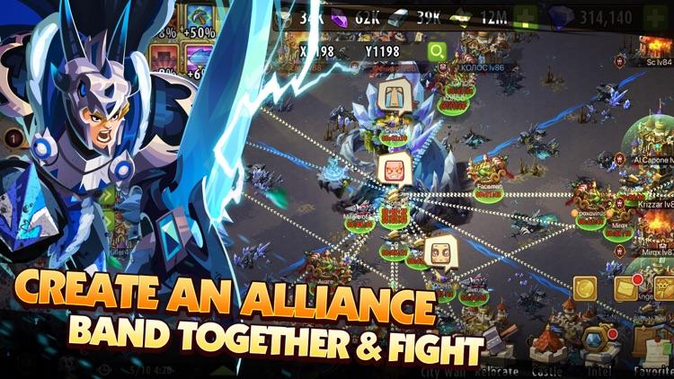 Magic Rush: Heroes screenshot-0