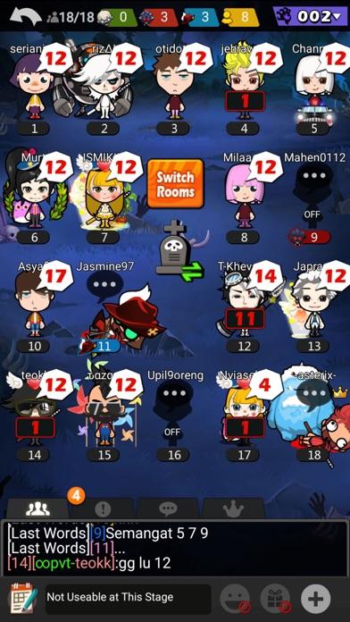 Werewolf (Party Game) screenshot one