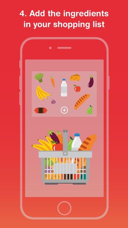 Handy Recipes: Easy & Healthy screenshot-5