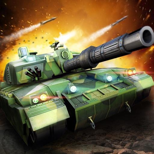 Tank Strike Shooting Game