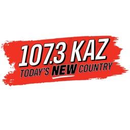 107.3 KAZ