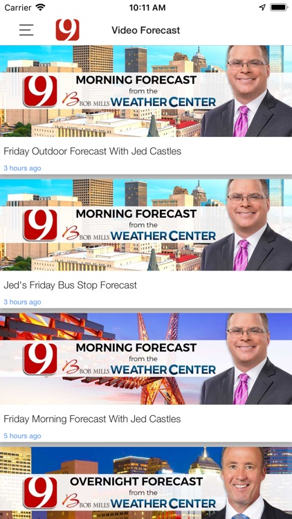 News 9 Weather screenshot-4
