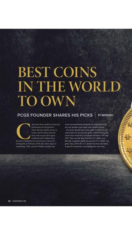 COINage Magazine screenshot-3