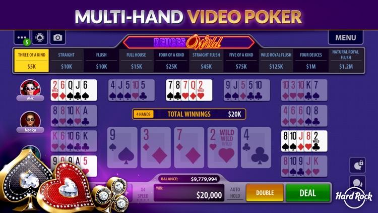 Hard Rock Blackjack & Casino screenshot-4