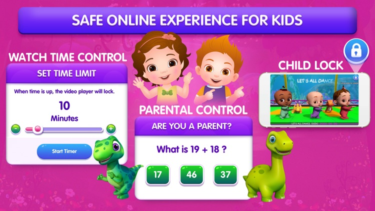 ChuChu TV Nursery Rhymes Lite screenshot-3