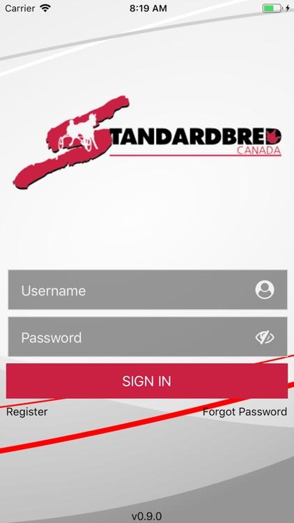 Standardbred Canada Mobile