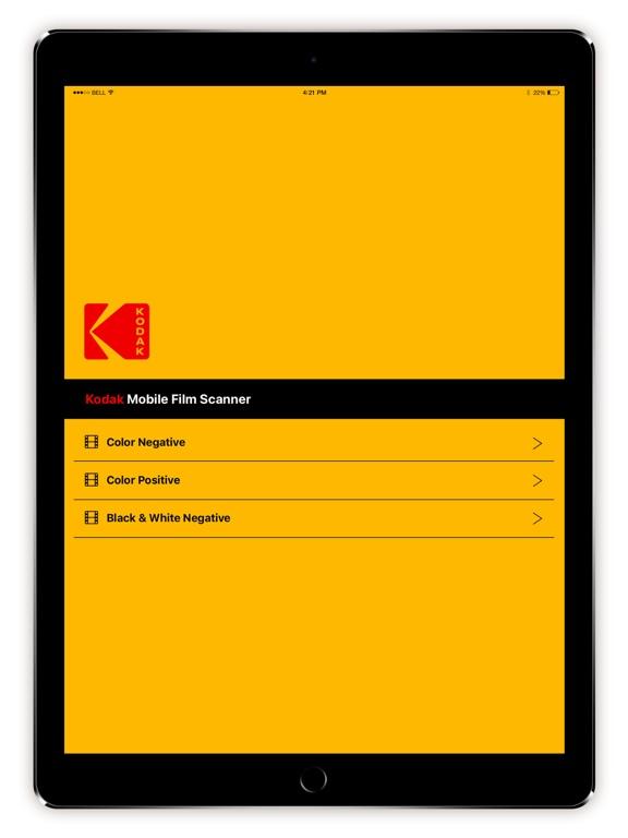 Kodak Mobile Film Scannerのおすすめ画像1