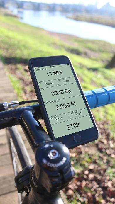 Cyclo - Speedometer for Bikeのおすすめ画像2