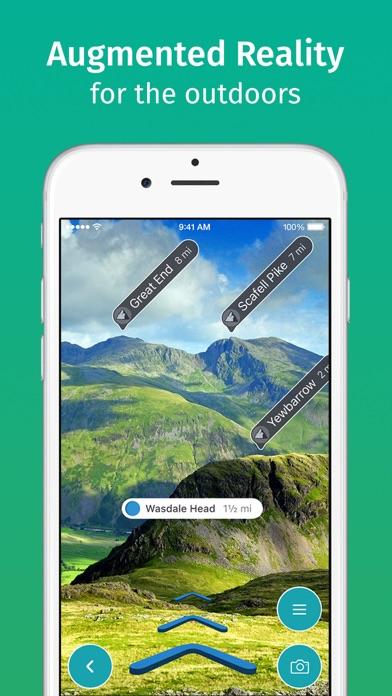 ViewRanger 2018 screenshot three