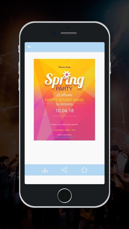 Party Invitation Maker!