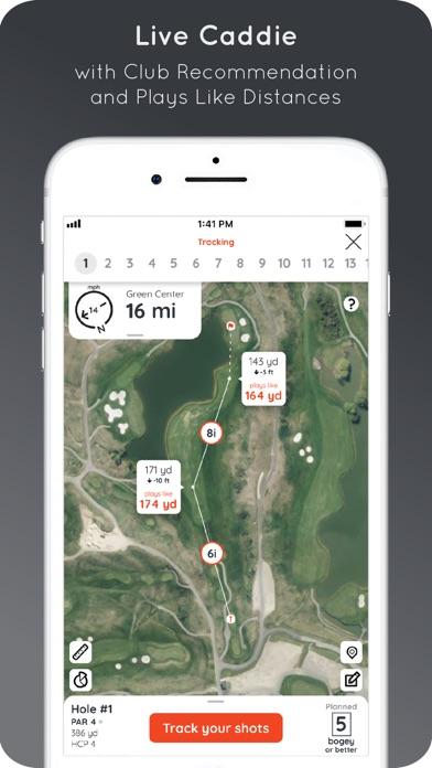 Hello Birdie Golf GPS & Caddieのおすすめ画像3