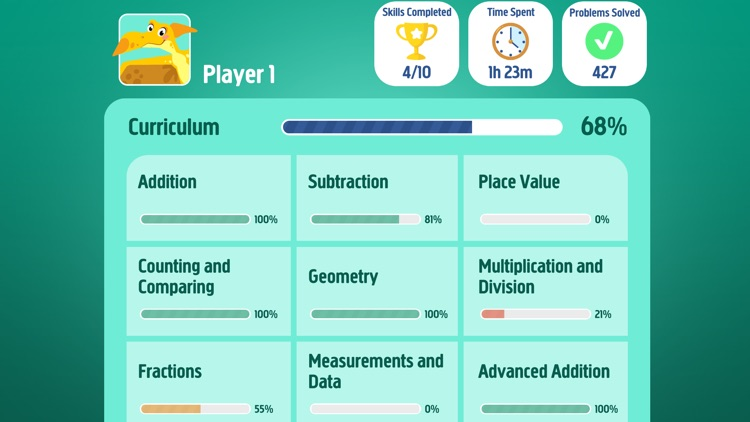 Math Games For Kids - Grade 2 screenshot-6