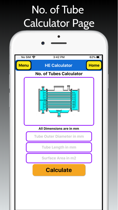 Heat Exchanger Area screenshot 3