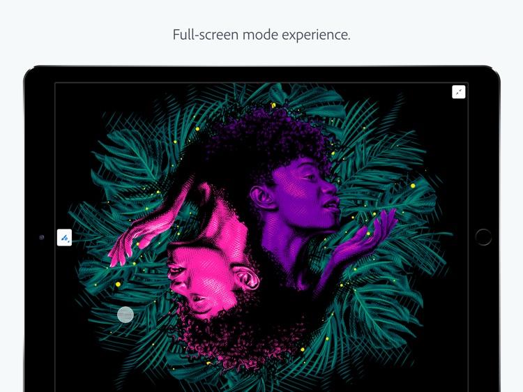 Adobe Fresco  - Draw and Paint screenshot-6
