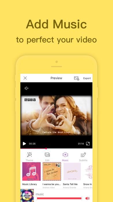 SlidePlus-Slide Show Maker app image