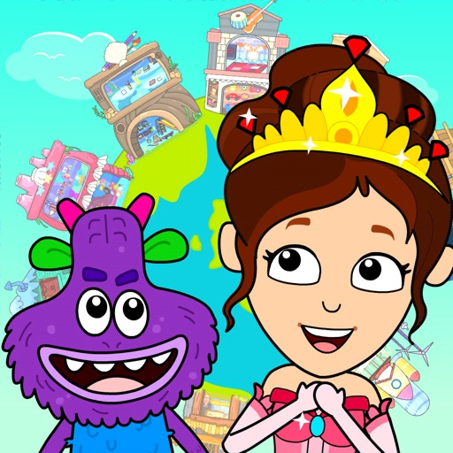 My Tizi World: Play Town Games