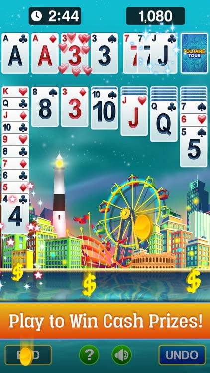 Solitaire Tour - Classic Cards screenshot-0