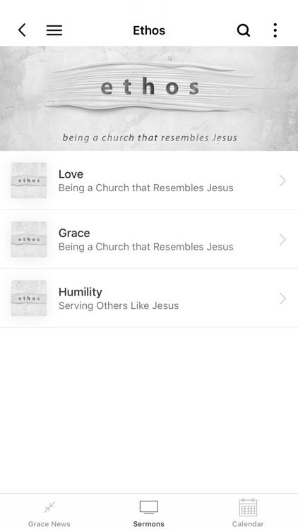 Grace in Marietta by Grace Community Church of Marietta, Inc