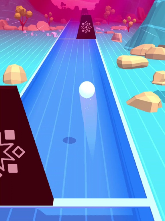 Rhythm Ball 3D screenshot 6