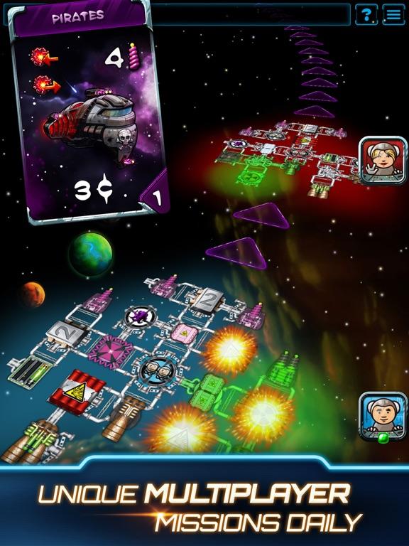 Скачать игру Galaxy Trucker