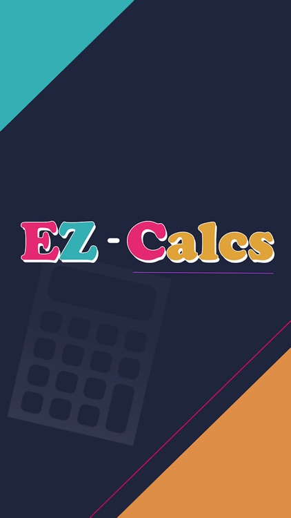 EZ Calculator by EZ Calcs