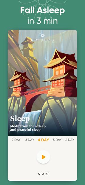 BetterMe: Sleep & Meditation Screenshot