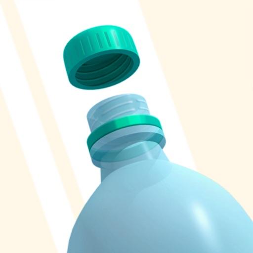 Bottle Cap Swipe