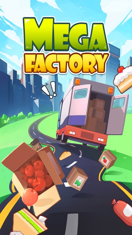 Mega Factory-Idle Game、Tycoon