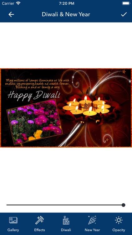 Diwali & New Year PIP Photo screenshot-8