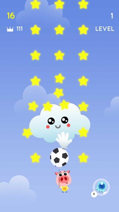 Happy Cat - Sky Fly By Balloon