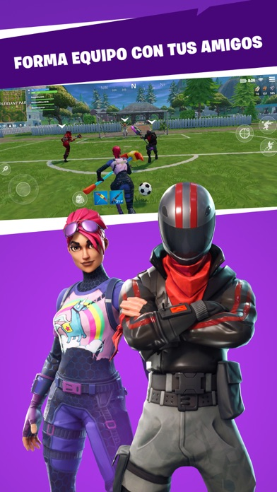Descargar Fortnite para Android
