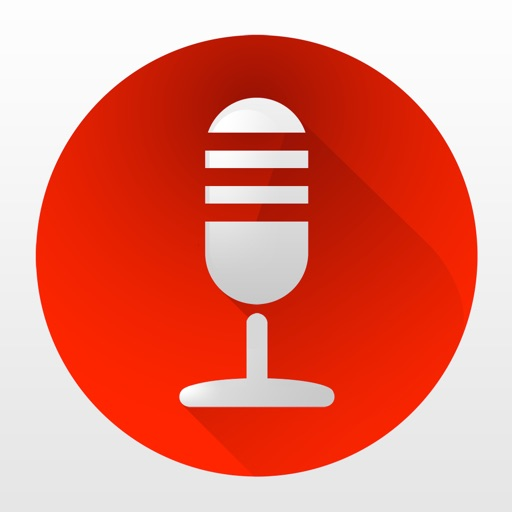 Dictaphone - Audio Recorder iOS App