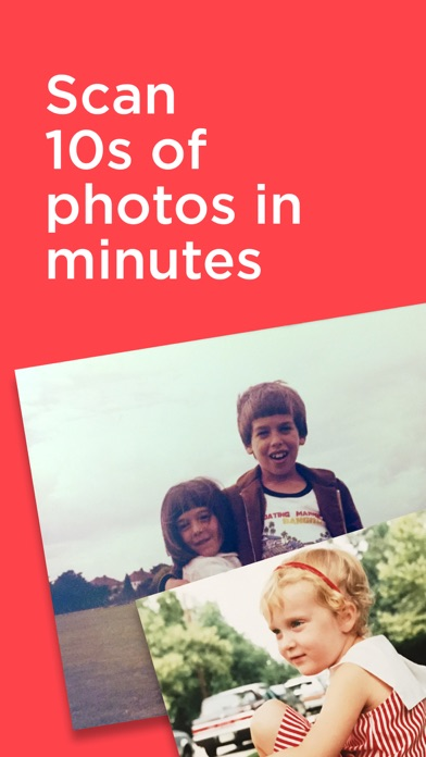 Photo Scanner by Photomyne